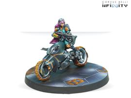 Authorized Bounty Hunter (Boarding Shotgun, Booty L2: Bike)