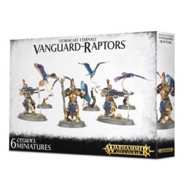 Vanguard-Raptors With Hurricane Crossbows & Aetherwings