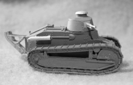 FT17 Conical Turret (VEH13)