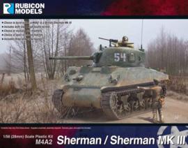M4A2 Sherman - Sherman Mk III