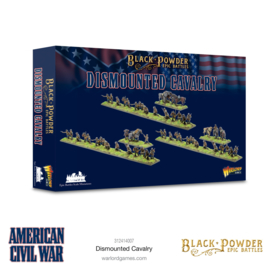 Pre-order: American Civil War Dismounted Cavalry