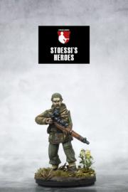 Canadian Highlander Sergeant – Harold