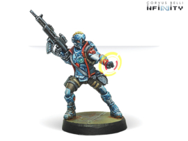 Locust, Clandestine Action Team (Hacker)