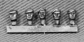 British Para Heads with Berets (BRIT11)