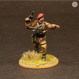 British para's  - Command (4 figures)
