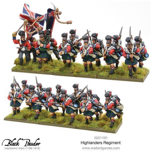 Highlanders Regiment
