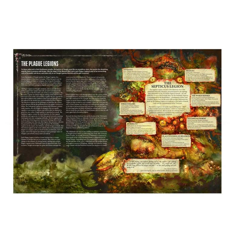 Codex Chaos Daemons