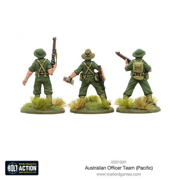 Australian Officer Team (pacific)