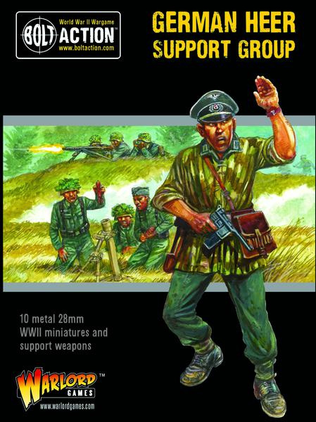 German Heer support group