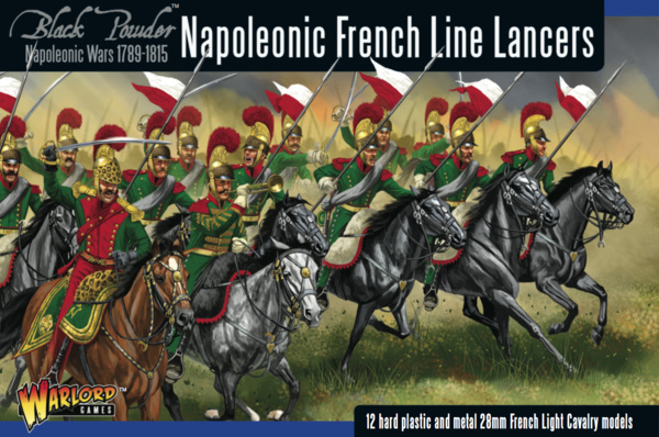 Napoleonic French Line Lancers