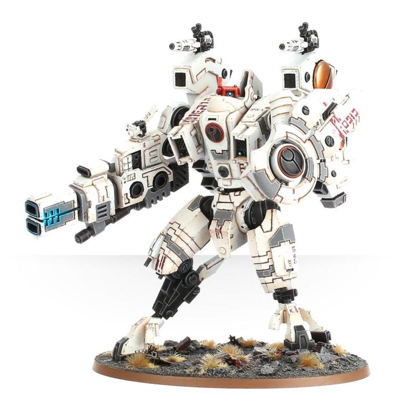 XV104 Riptide Battlesuit