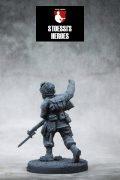 US Airborne Lieutenant Colonel – Robert George Cole