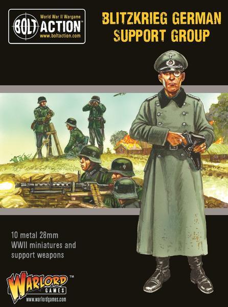 Blitzkrieg German support group