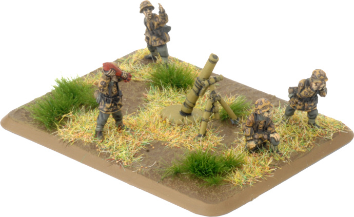 12cm SS Mortar Platoon