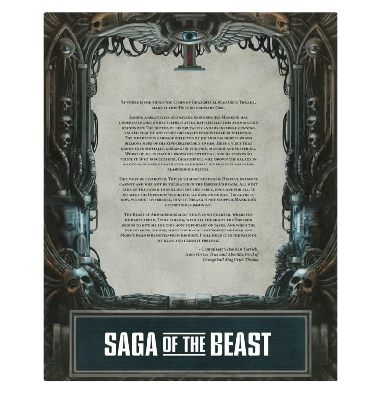 Psychic Awakening: Saga of the Beast