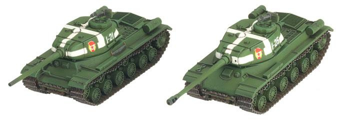 IS-2 Guards Heavy Tank Company (Plastic)