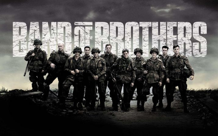 Band of Brothers set - Stoessi's