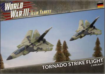 PRE ORDER: Tornado Strike Flight (Plastic)
