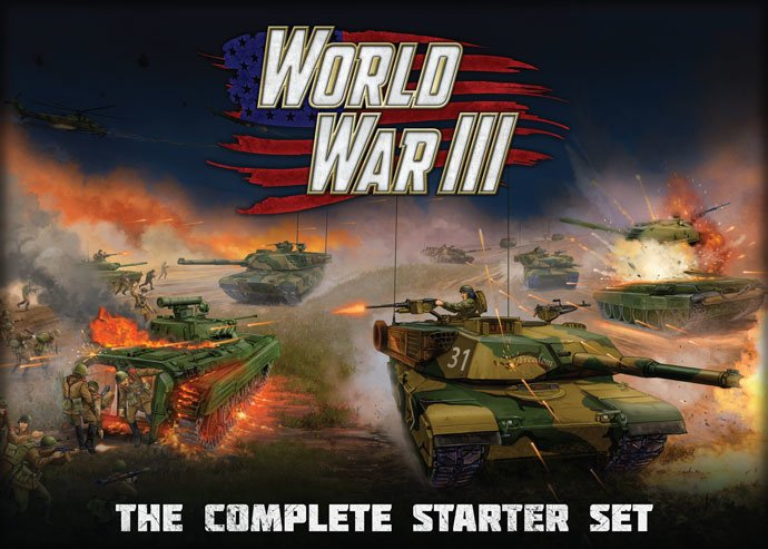 World War III Team Yankee - The Complete Starter Set