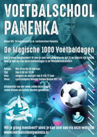 Magische 1000 voetbaldagen '21