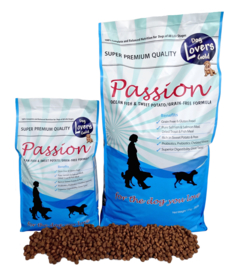 Dog Lovers Gold passion ocean fish & sweet patato, 5kg