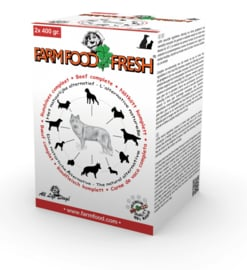 Farm Food Fresh rundvlees compleet, 250gram