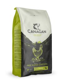 Canagan vrije uitloop kip small, 2kg