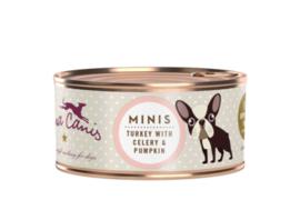 Terra Canis - blik mini's - kalkoen 100gram