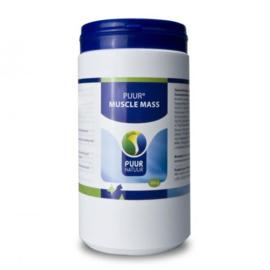 PUUR muscle mass/spieropbouw, 500gram