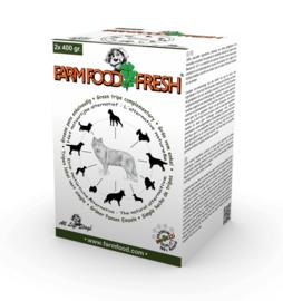 Farm Food Fresh pens enkelvoudig, 2x400gram