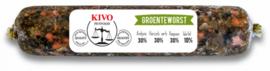 KIVO Petfood groenteworst, 250gram