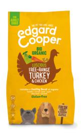 Edgard & Cooper brok bio-kalkoen en bio-kip, 2.5kg