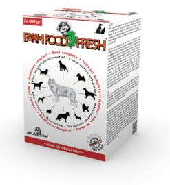 Farm Food Fresh rundvlees compleet, 9x110gram