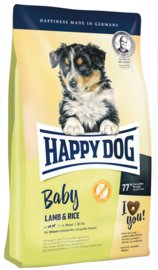 Happy Dog baby lamb & rice, 4kg