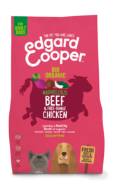 Edgard & Cooper brok bio-rund en bio-kip, 2.5kg