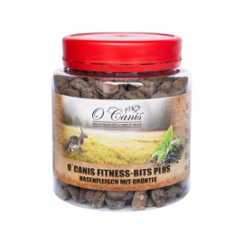 O'Canis bits haas met groene thee, 300gram