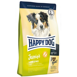Happy Dog junior lamb & rice, 4kg
