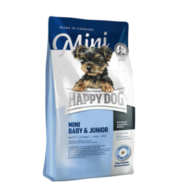 Happy Dog mini baby & junior, 4kg