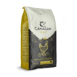 Canagan vrije uitloop kip large, 2kg
