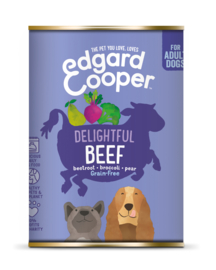 Edgard & Cooper blik rund, 400gram