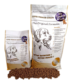 Dog Lovers Gold original formula, 5kg