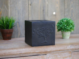 FV0610BR-B-L –  Bronzen urn