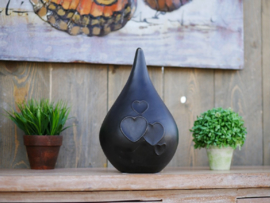 FV0608BR-B-L – Bronzen urn