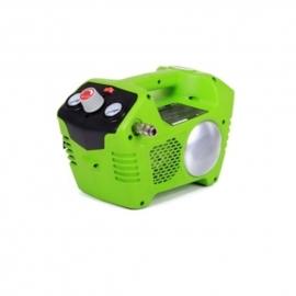 40 Volt Accu Compressor van Greenworks G40AC