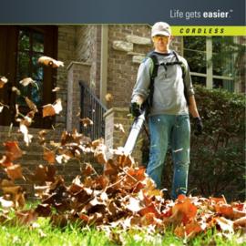 60 Volt accu bladblazer van Greenworks GD60BPBK4
