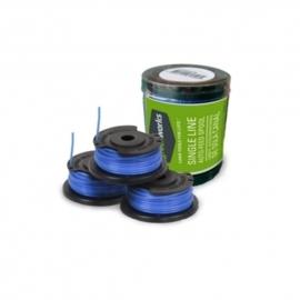 Trimmerdraad voor 24V trimmer (per 3 spoelen)