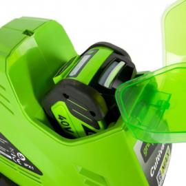 40 Volt Accu Grondfrees van Greenworks G40TLK2X