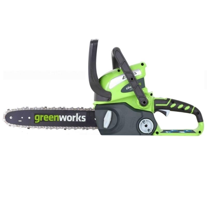 40 Volt Accu Kettingzaag van Greenworks G40CS30