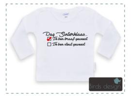 Shirtje Dag Sinterklaas