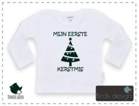 Shirt mijn eerste kerstmis